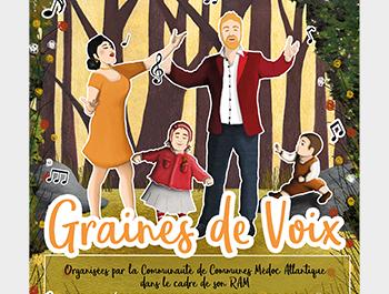 GRAINES DE VOIX